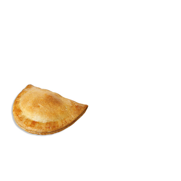 Tuna D-Shaped Pasty