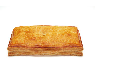 Cheese and Ham Puff Pastry Pie 20x15