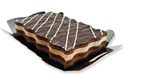 Three Chocolate Delice