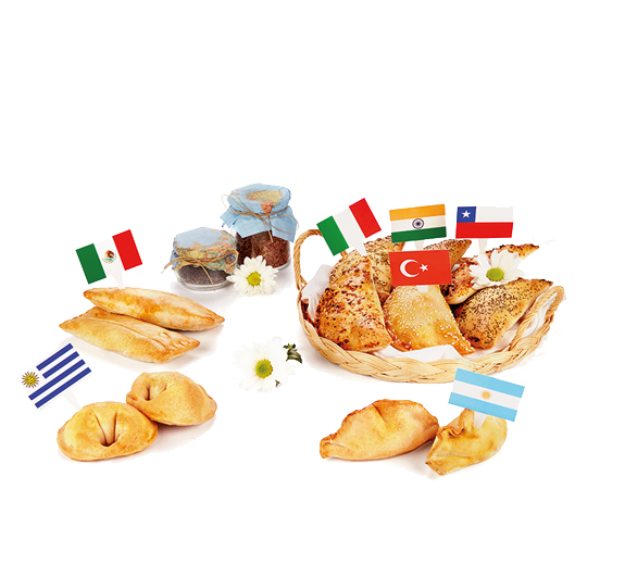 Small Pies of the World